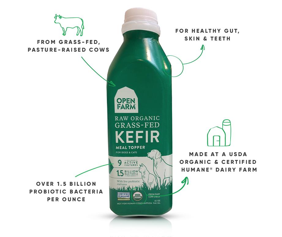 Open Farm- Raw Kefir