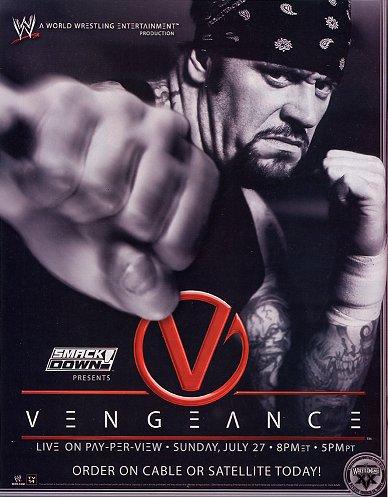Image result for Vengeance 2003 poster