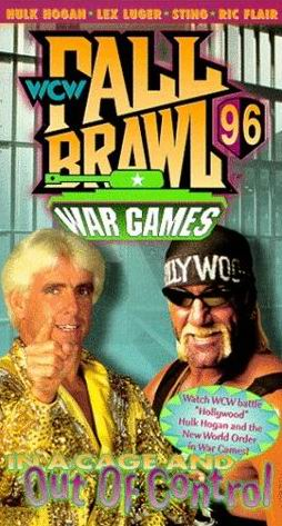 Image result for wcw fall brawl 1996