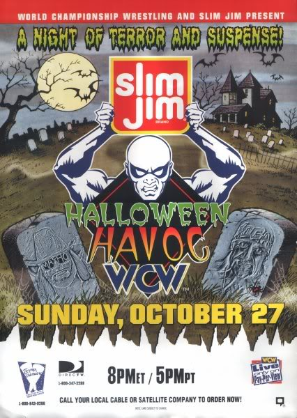 Image result for wcw halloween havoc 1996