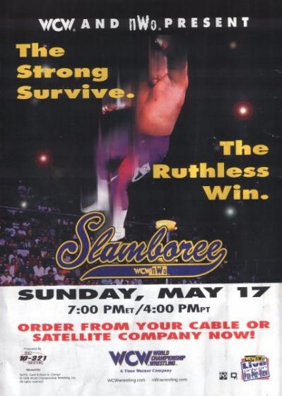 Image result for wcw slamboree 1998