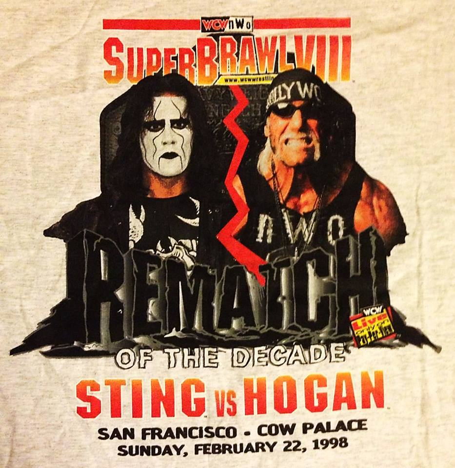 Image result for wcw superbrawl 1998