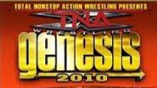 Genesis 2010