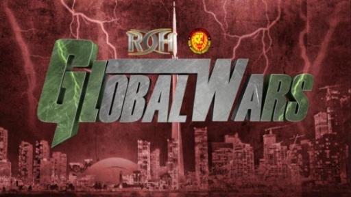 NJPW/ROH Global Wars 2015 Night 1