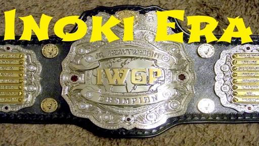 Inoki Era: IWGP Championship