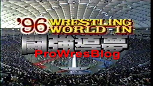 Wrestling World 1996