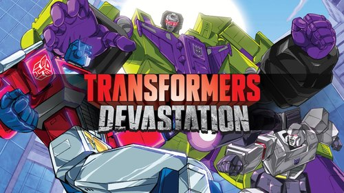 Transformers Devastation (360)