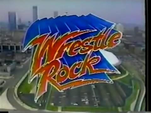 Wrestle Rock 1986