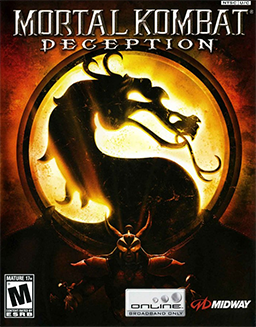 Mortal Kombat: Deception (PS2)