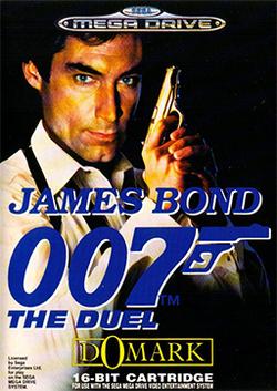 007 James Bond: The Duel (Sega Genesis)