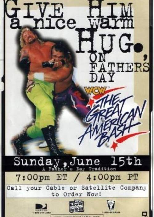 Image result for wcw great american bash 1997