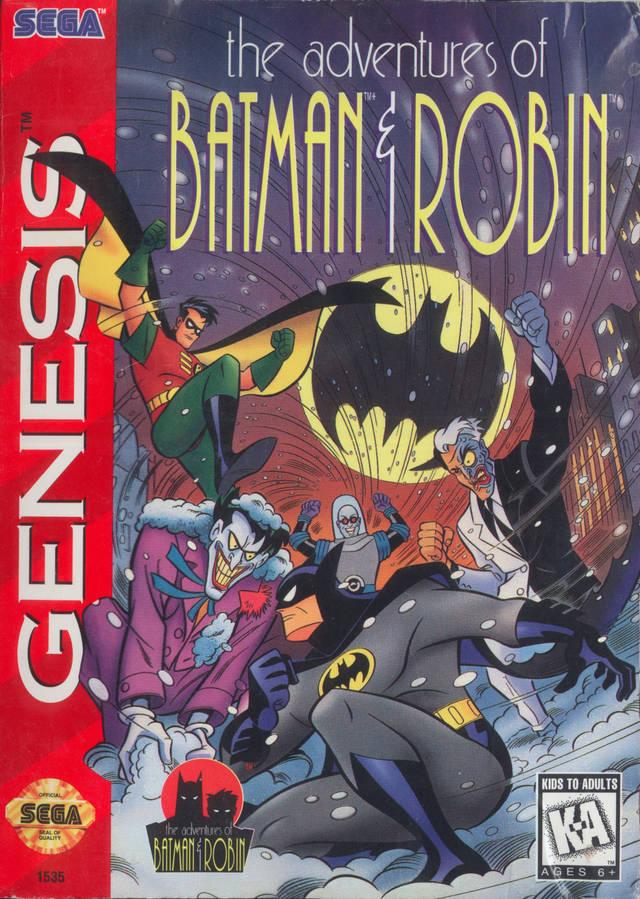 The Adventures of Batman & Robin (Sega Genesis)