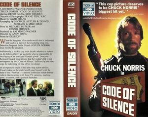 Code of Silence (1986)