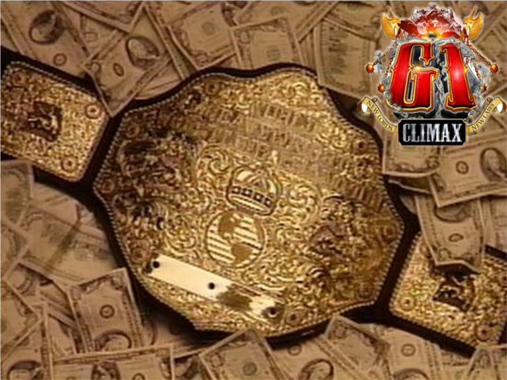 G1 Climax 1992