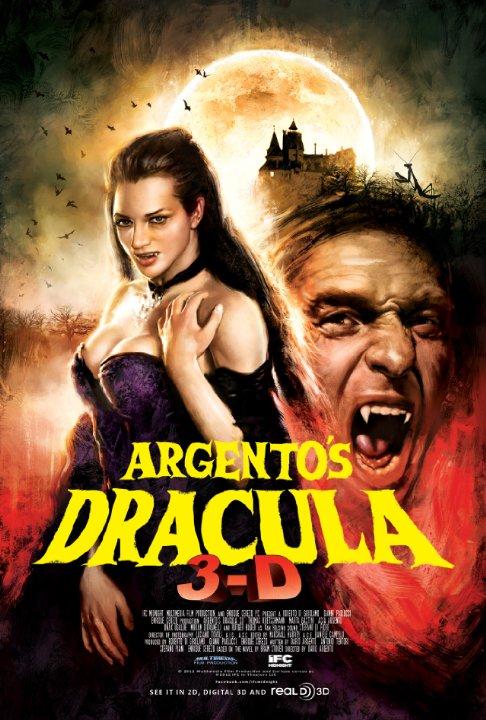 Argento's Dracula 3D (2012)
