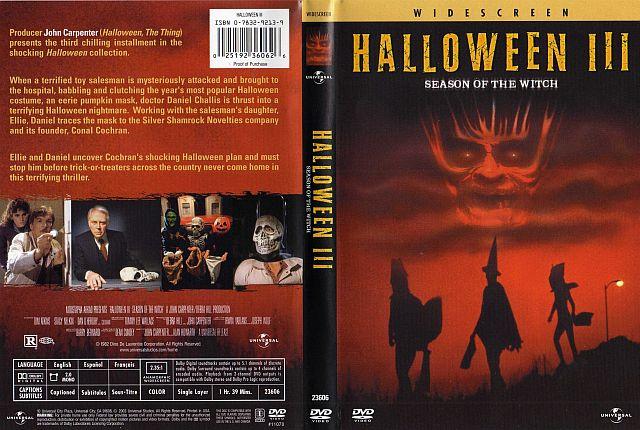 Halloween III (1982)