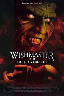 Wishmaster: The Prophecy Fulfilled (2002)