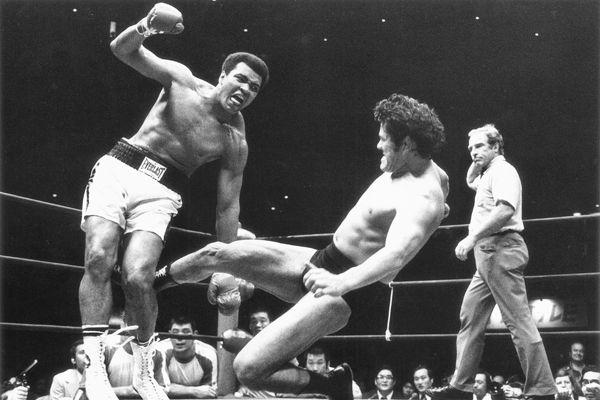 Ali vs Inoki 6/26/76