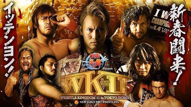 Wrestle Kingdom 11