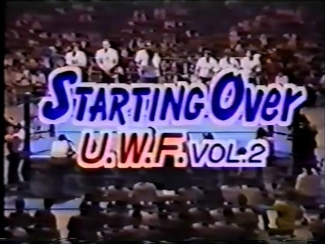 Starting Over Vol. 2 6/11/88