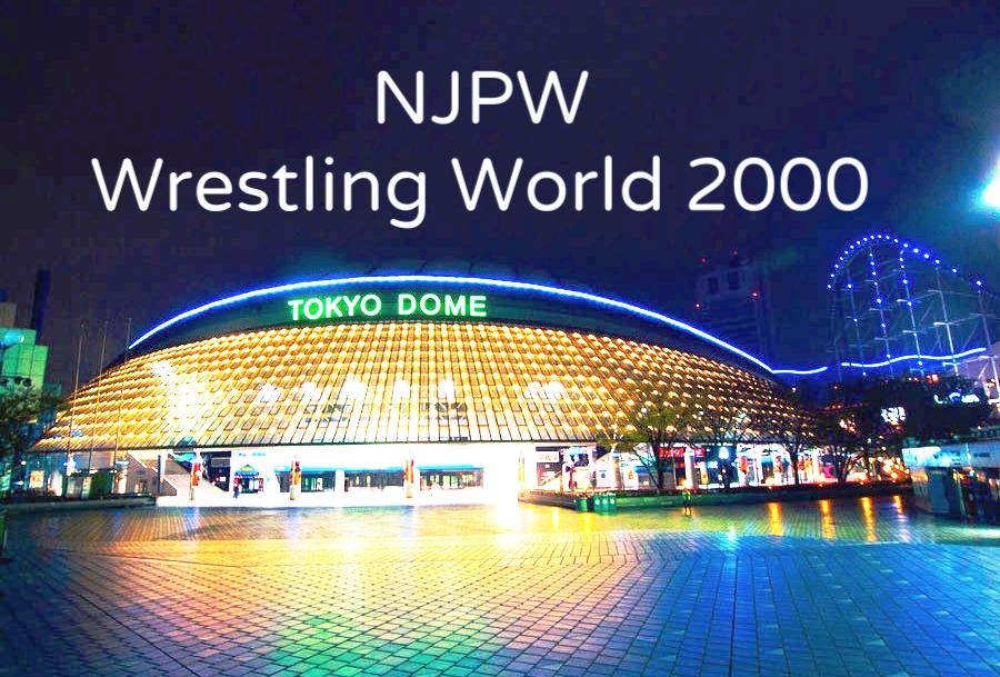 Wrestling World 2000