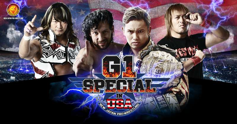 G1 Special in USA 1