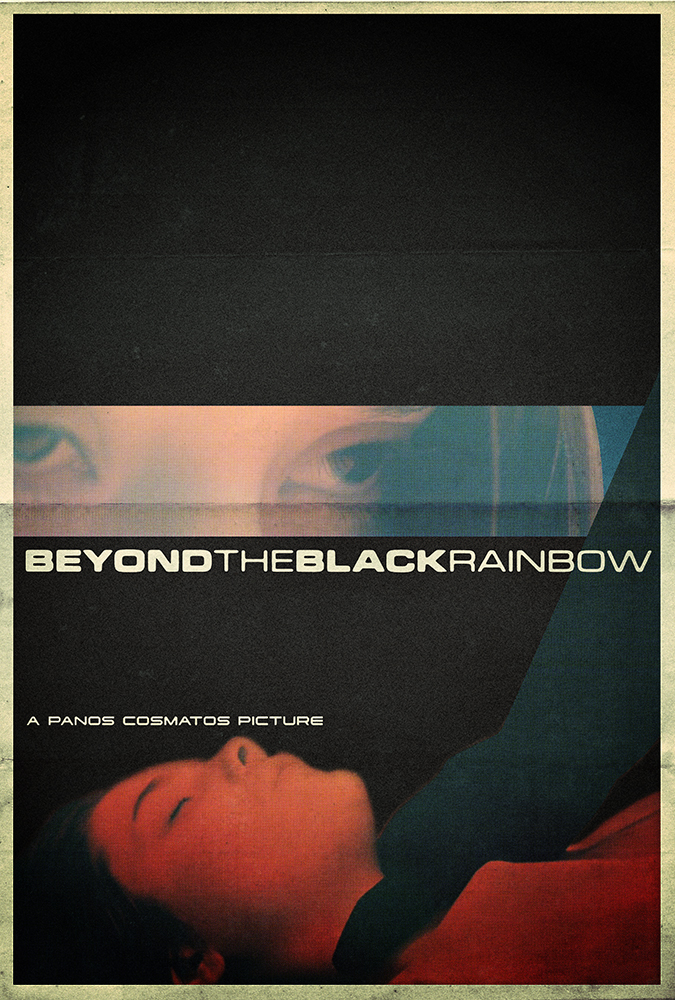 Beyond The Black Rainbow Film Posters V