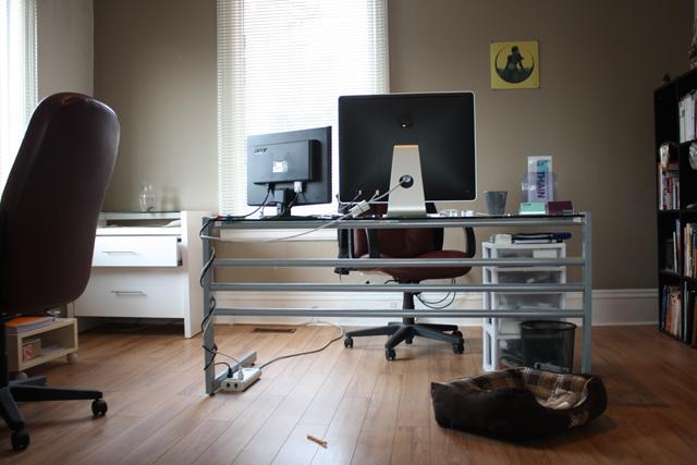 Desk for Graphic Design