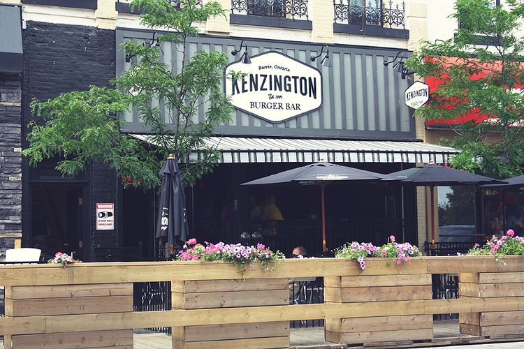 Kenzington   As patrons of this business, we were really excited when we got the call to work on the rebrand for Kenzington. Brandon the owner wanted to go with a Hipster style Logo, so we did our research and looked at early 1900's design.       View Case Study