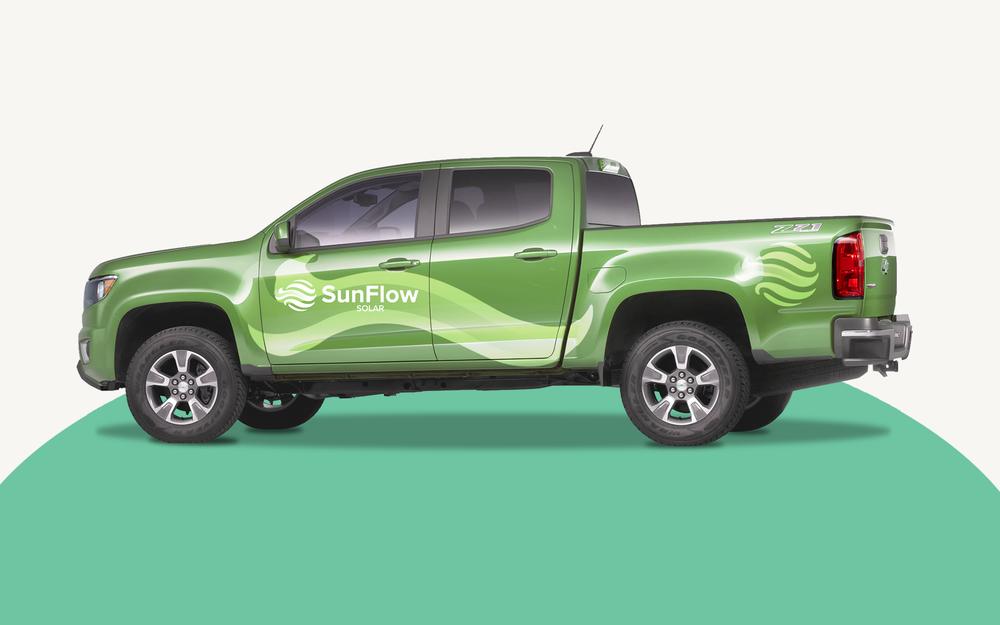 Sunflow Truck