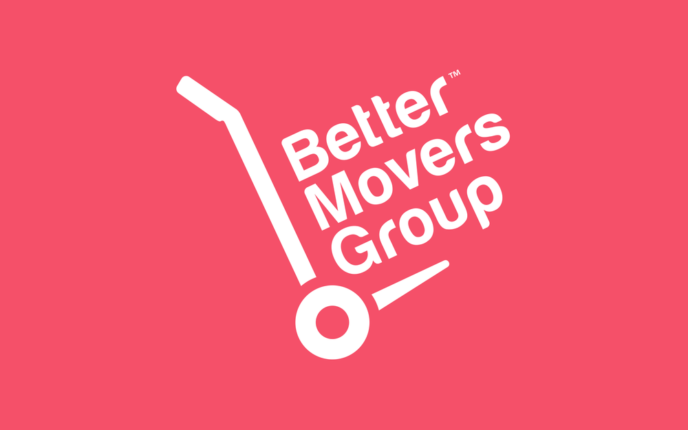 Better Movers Logo Red