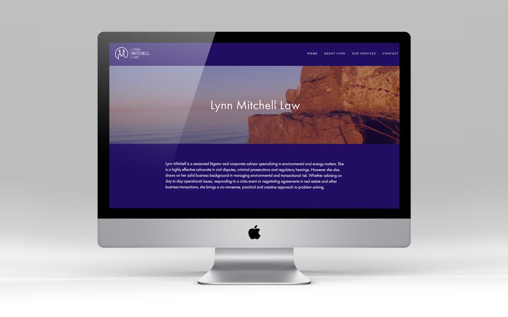 Lynn Mitchell Web