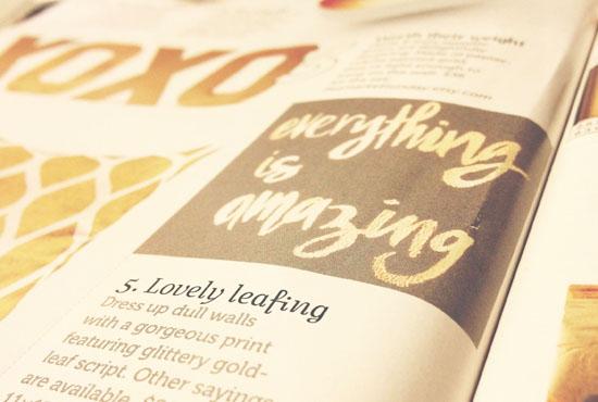 BETTER HOMES & GARDENS DIY MAGAZINE | WINTER 2012 ISSUE
