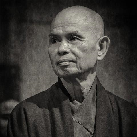 Thich Nhat Hanh is a prominent Zen teacher based in Paris.