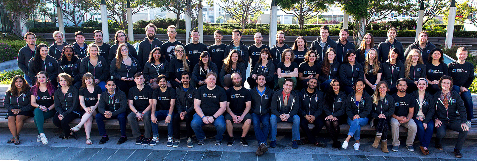 Hack Reactor Staff group image