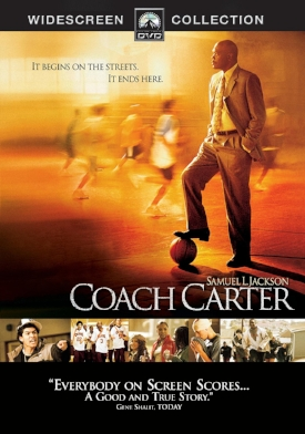 The movie, Coach Carter, sparked Jeff's interest in attending military academy