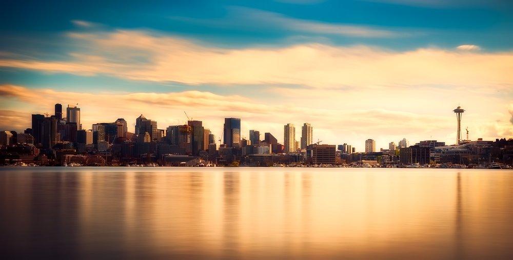 Seattle skyline  Photo courtesy of Pixabay