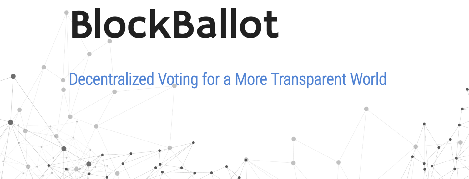 Students Build a Voting App with Blockchain   Hack Reactor