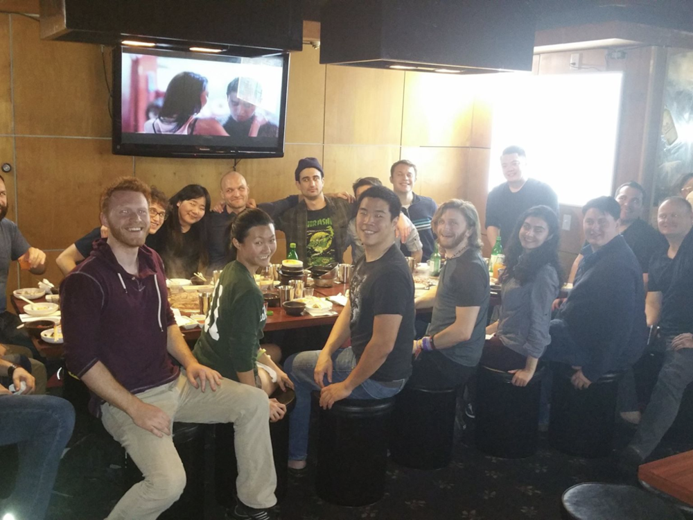 Andrew's Hack Reactor cohort