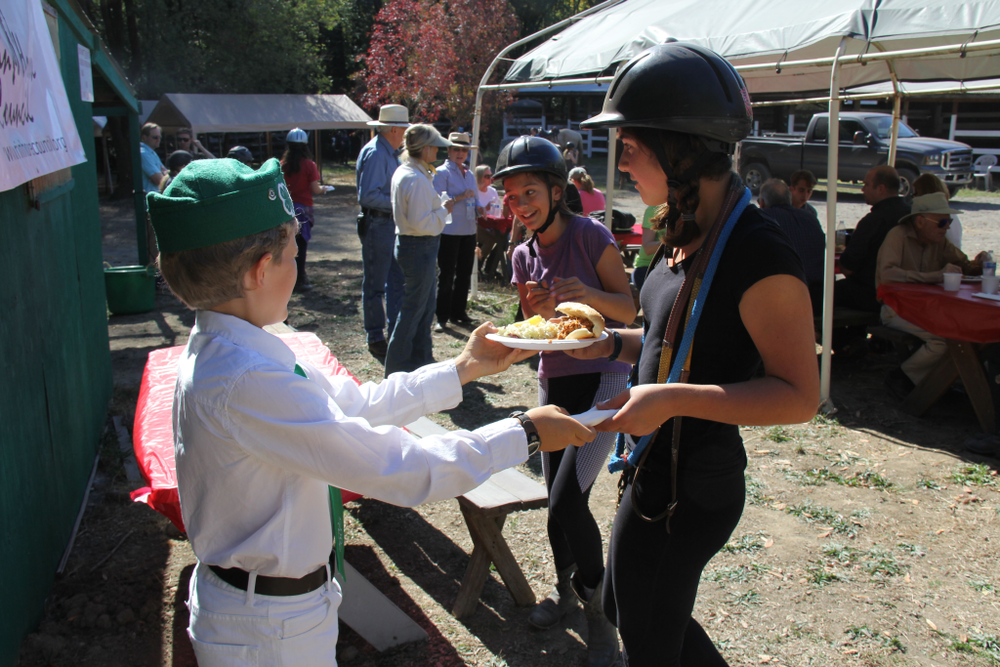 The H-Lane Vaqueros 4-H Club