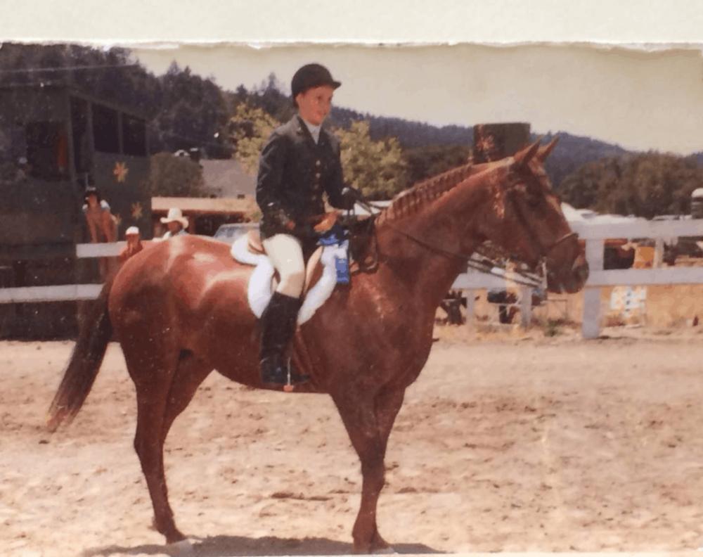 Vintage Dickson Ranch Horse Show