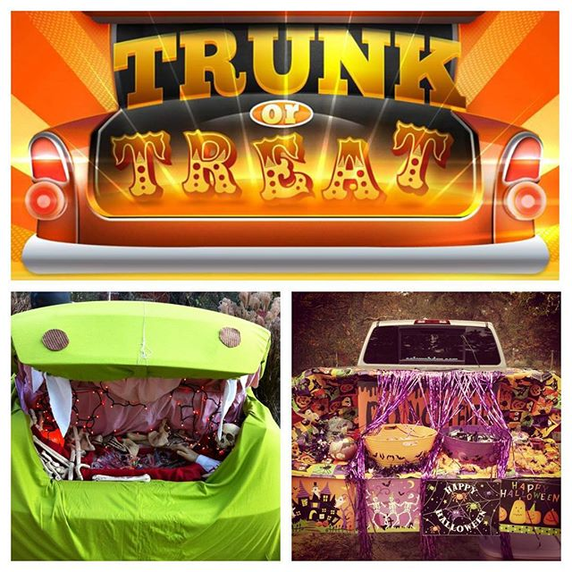 Over 20+ cars & trucks packed with Halloween goodies at @edads Family Fun Night Trunk Or Treat - October 23rd.  More Info: www.edads.org 🎃👻😈👹💀