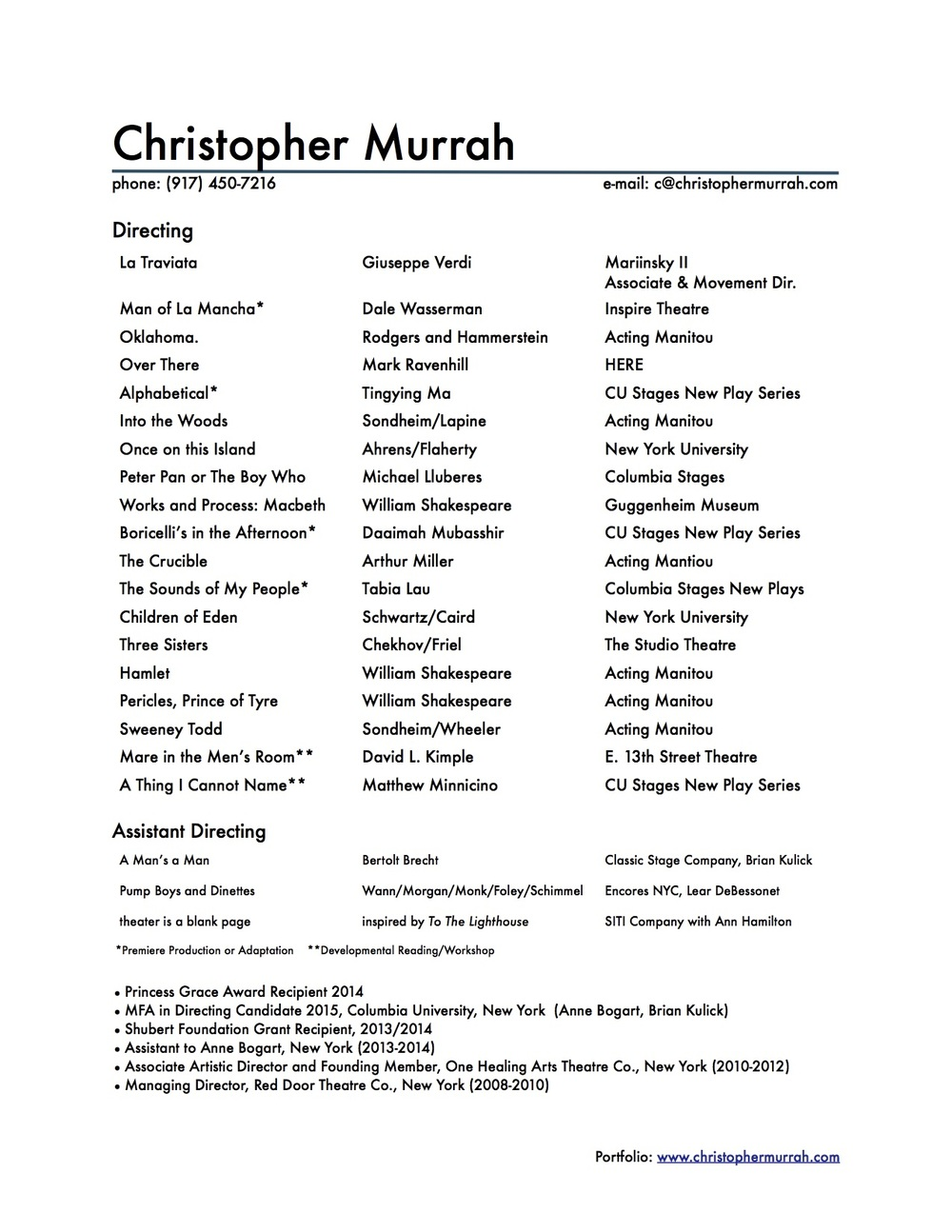 Christopher Murrah Director Resume.jpg