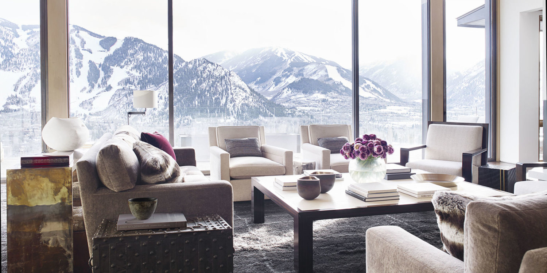 Ski Chalet Style — STYLE 02138