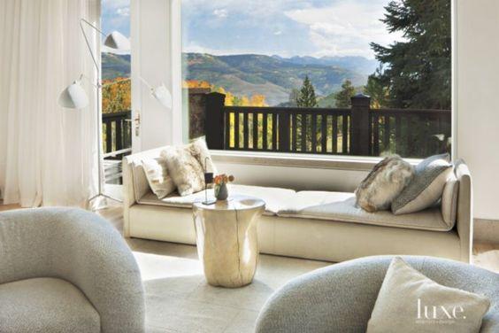 Bachelor Gulch Mountain Home by Tori Golub