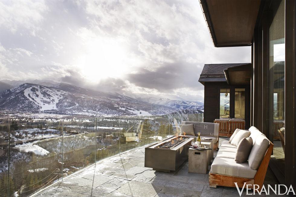Aspen Mountain House by Victoria Hagan