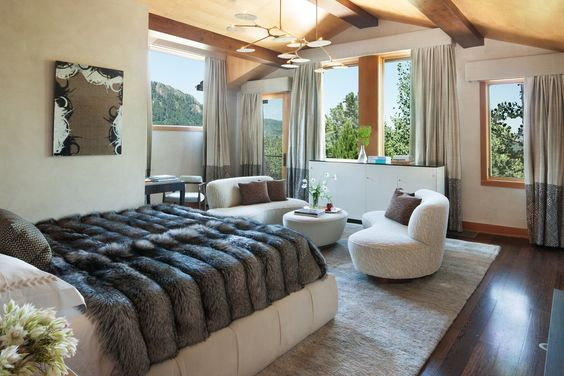 Aspen Chalet by Sara Story Design