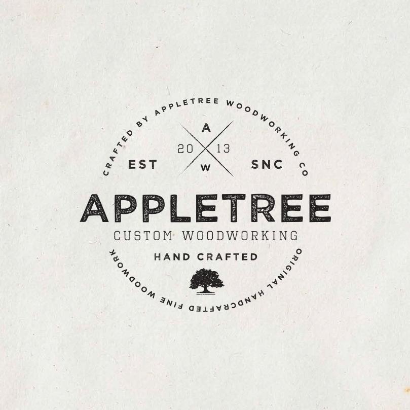 woodworking logo ideas. appletree custom woodworking logo ideas n
