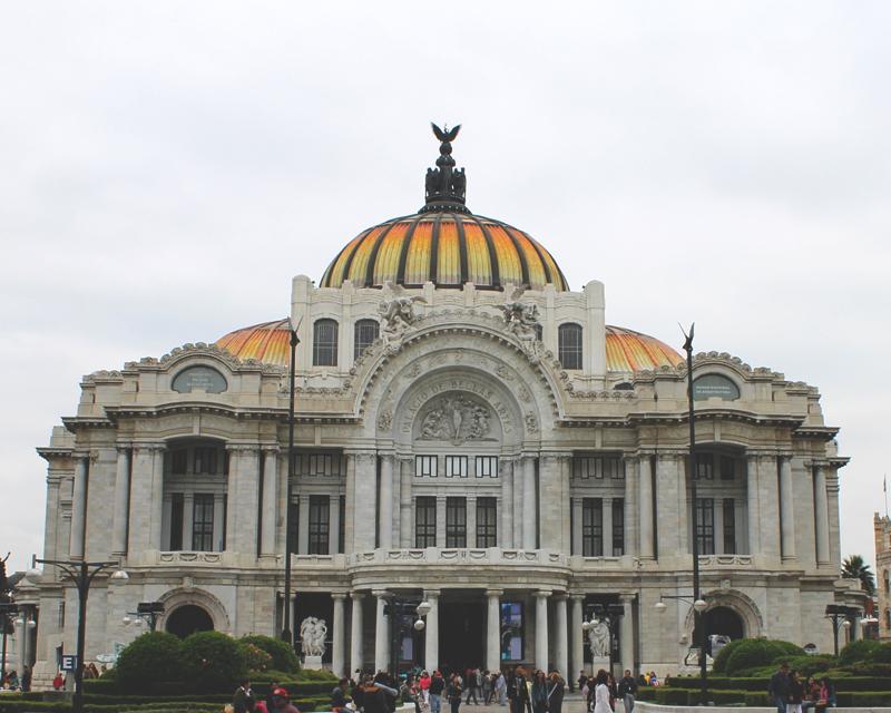 Frente de Bellas Artes