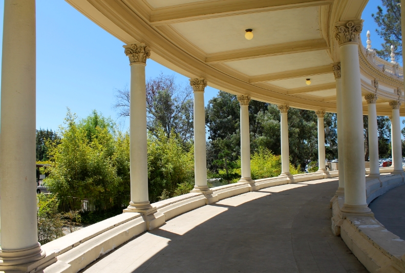 Spreckels Pavilion Architecture